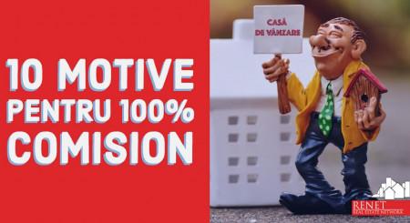 Top 10 motive să te alături unei echipe în care primești 100% din comision